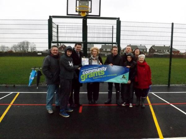 £500,000 Community Fund Supports Local Projects