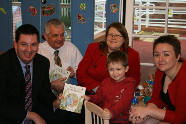Brigg and Broughton Imagination Library Launch
