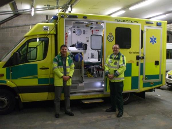 Increased Ambulance Provision for Goole