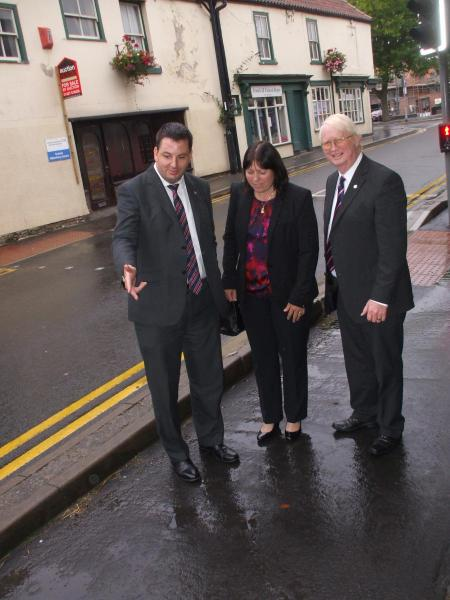£2.95m Investment in Roads