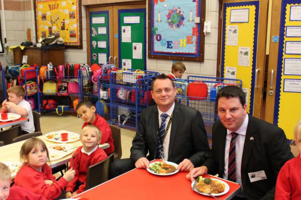 Andrew Samples New Free School Meals