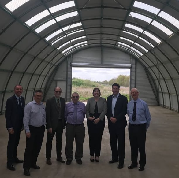 Additional Funding Secured for the Crowle Peatland Railway Project