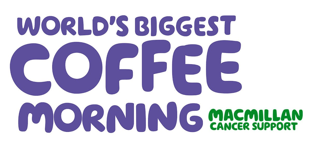 World's Biggest Coffee Morning 2020