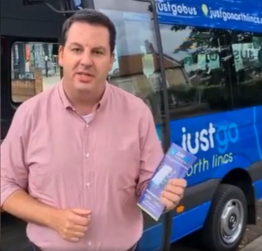 JustGo North Lincs - New Rural Bus Service Update