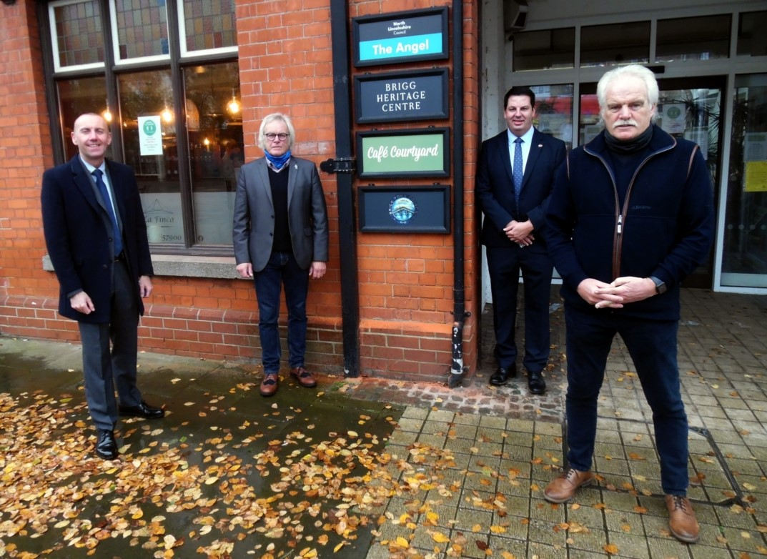 Brigg Angel Reopens as Community Hub Facility