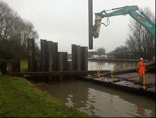 Canal Repair Update - 4th Feb