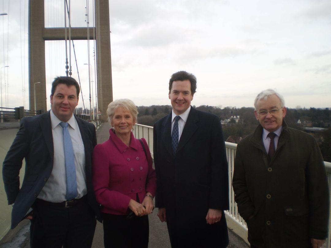 Humber Bridge Anniversary