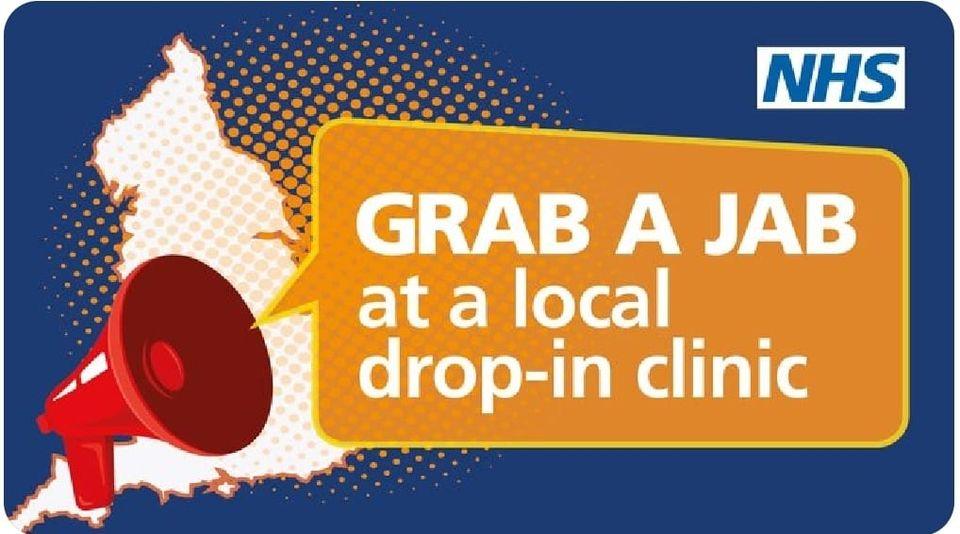 'Grab A Jab' Weekend