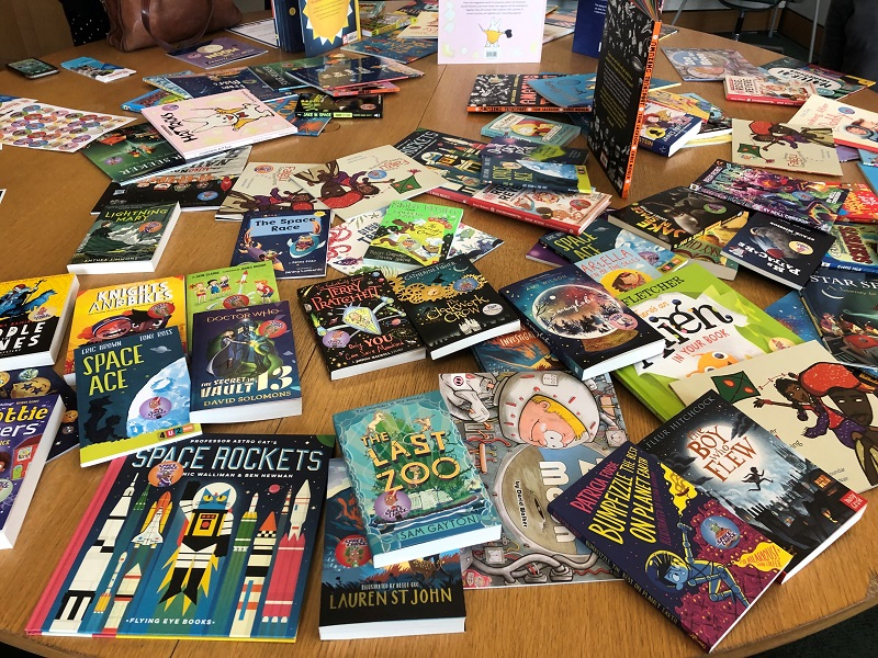 Summer Reading Challenge 2021 Launched