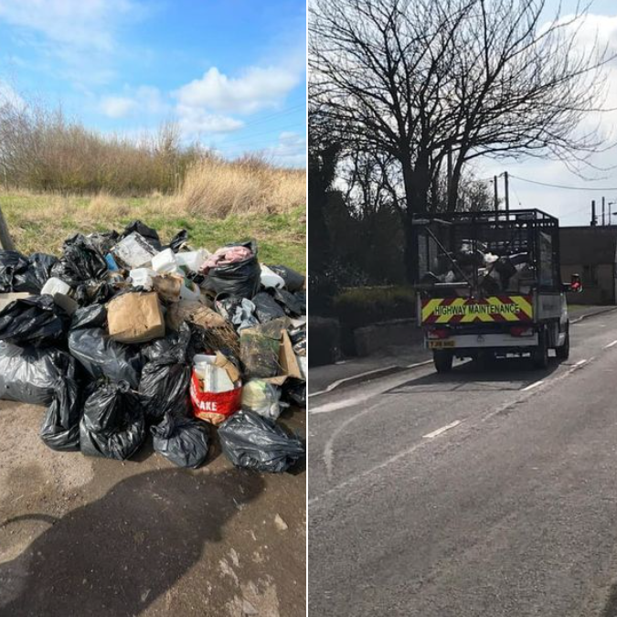 North Lincs Council Launches Online Portal to Report Littering and Fly-Tipping