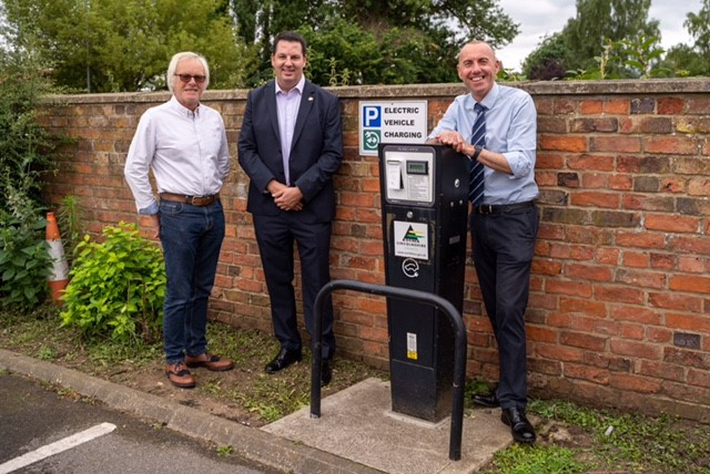 £66K Government Funding for new Electric Vehicle Charging Points Across North Lincs